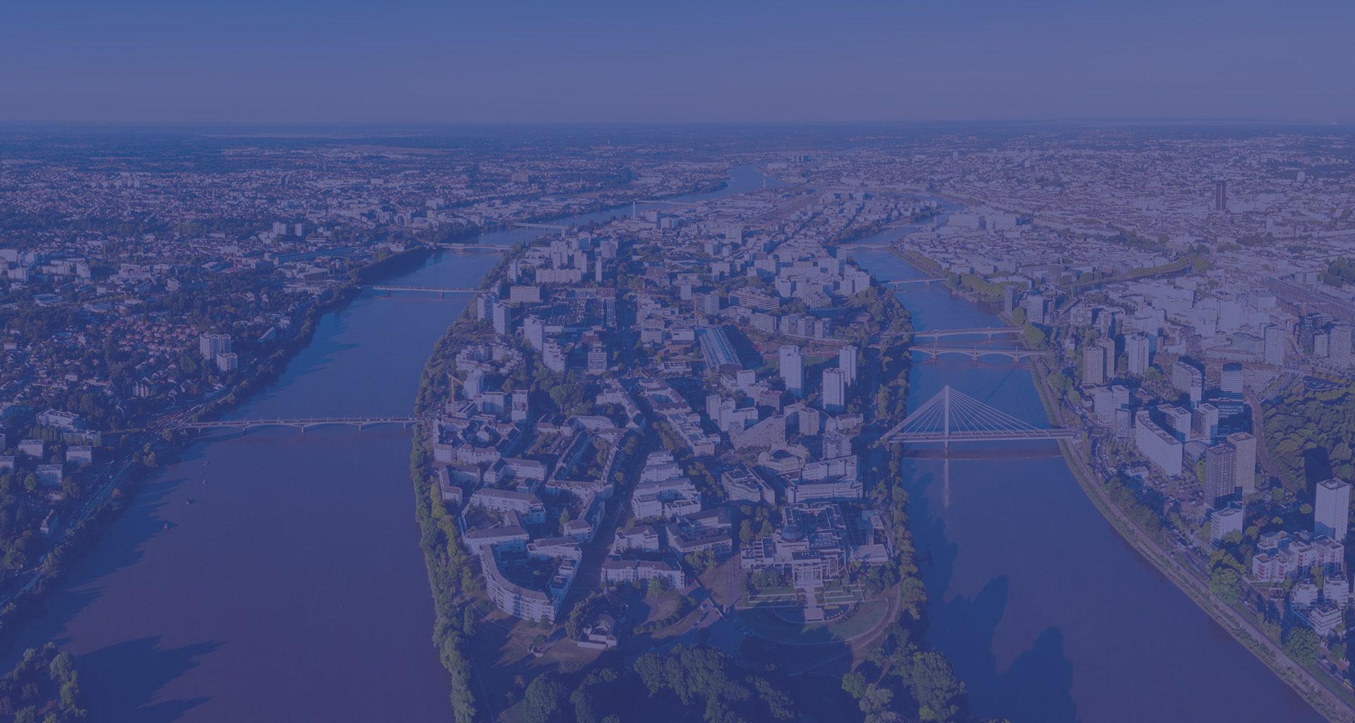 nantes metropole et ville